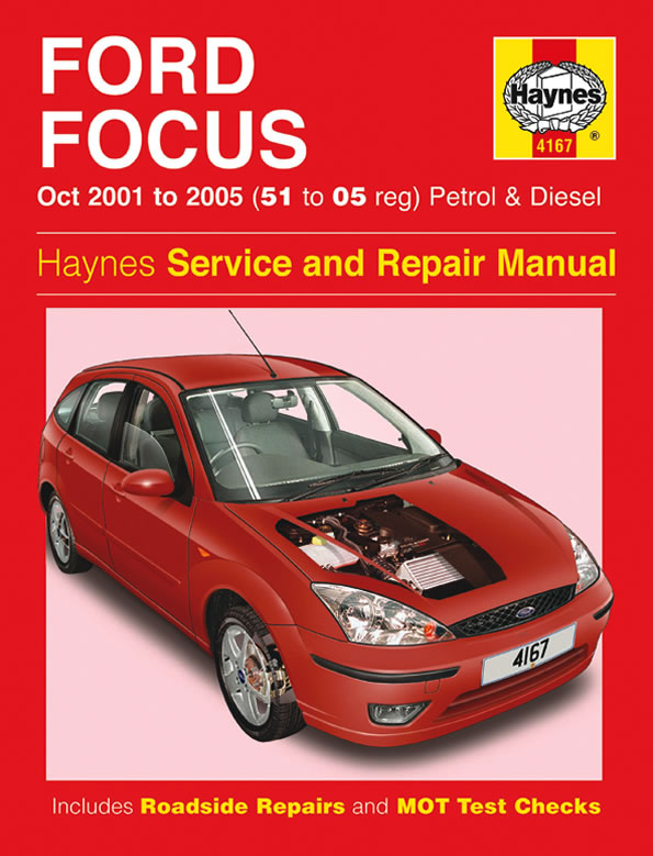 haynes workshop manual ford focus petrol diesel oct 01 05 51 to 05 rh carspares4u co uk ford focus workshop manual pdf free focus workshop manual 2002